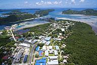Micronesia, Palau, townscape of Koror - JWAF000072