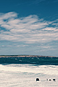 Spain, Menorca, waves at the North coast - MEM000174