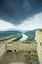 Spain, Miravet, view from fortress above River Ebro - MEM000198