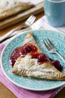 Home made cherry turnover - HAWF000277