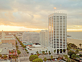 View from hotel in Santa Monica, United States - BMA000025