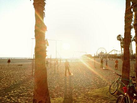 Beach Santa Monica, United States - BMA000027
