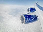 Aircraft wing British Airways - BMA000030