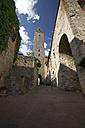 Italy, Tuscany, San Gimignano, - MYF000368