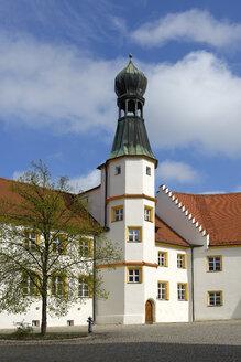 Germany, Bavaria, Upper Palatinate, Sulzbach-Rosenberg, Sulzbach Castle - LB000754