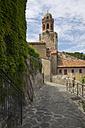 Italy, Tuscany, Castiglione della Pescaia, Pieve di San Giovanni Battista - MYF000413