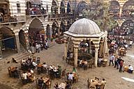 Turkey, Diyarbakir, courtyard of Hasan Pasa Hani, formerly caravansary - SIE005434