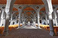 Turkey, Diyarbakir, inside St. Giragos Armenian Church - SIE005437
