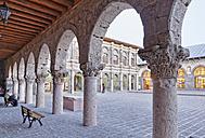 Turkey, Diyarbakir, view to courtyard of Ulu Camii - SIE005450