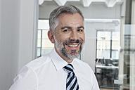 Germany, Munich, Businessman in office - RBYF000534