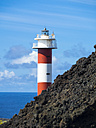 pain, Canary Islands, La Palma, Southern Coast, Los Quemados, New lighthouse at Faro de Fuencaliente - AMF002411