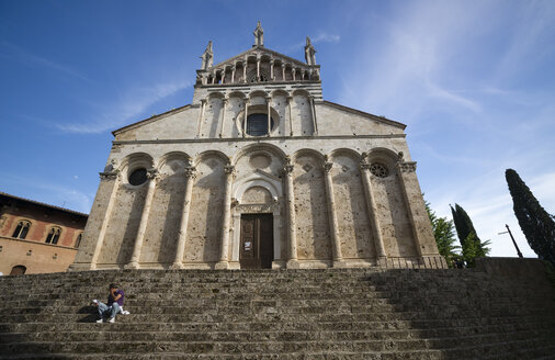 Italy, Tuscany, Massa Marittima, Massa Marittima Cathedral - MY000419