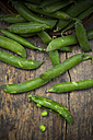 Green peas and peapods - LV001477