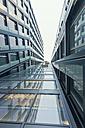 Germany, Hamburg, St. Pauli, Dancing Towers, partial view - MSF004048