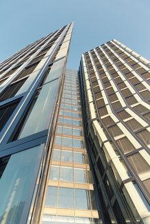 Germany, Hamburg, St. Pauli, Dancing Towers, partial view - MSF004049