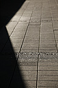 Pavement in evening light - JT000557
