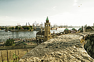 Germany, Hamburg, St Pauli Landing Stages - KRP000627
