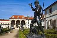Czech Republic, Prague, Wallenstein Palace - AM002476