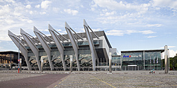 Germany, Bremen, view to OeVB Arena - WI000857