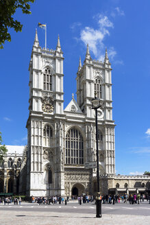 United Kingdom, England, London, Westminster, Westminster Abbey - WEF000173
