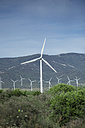 Spain, Andalusia, Tarifa, Wind turbines - KBF000068