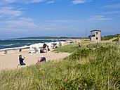 Germany, Schleswig-Holstein, Wangels, beach Weissenhaeuser Strand - AM002508