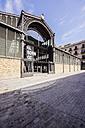 Spain, Barcelona, Sant Pere, cultural canter El Born - THAF000523