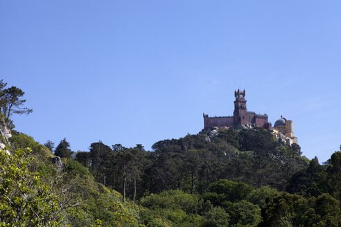 Portugal, Sintra, Pena National Palace - FA000005