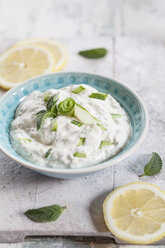 Tzatziki in a bowl - SBDF001010