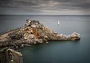 Italy, Liguria, Portovenere, Church San Pietro - MKF000025