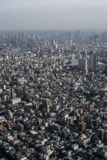Japan, Tokyo, skyline - FLF000440