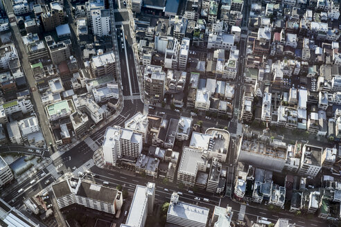 Japan, Tokyo, skyline - FLF000442