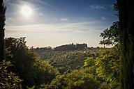 Italy, Tuscany, San Casciano in Val di Pesa, rolling landscape - SBDF001080
