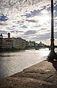 Italy, Tuscany, Florence, River Arno - SBDF001141