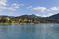 Austria, Salzburg State, Fuschlsee Lake, Fuschl am See - SIE005678