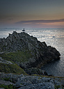 France, Bretagne, Cap Sizun, Pointe du Raz, sunset - MKFF000027