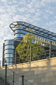 Germany, Berlin, view to BMW Stiftung Herbert Quandt - MEM000347