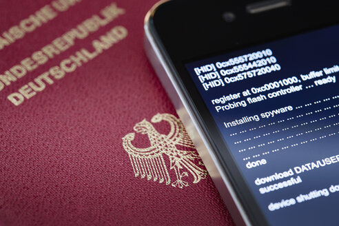 German smartphone that is wiretapped by spyware - DSCF000143