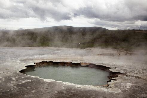 Island, Hveravellir, Hot spring, Geothermal area - FCF000345