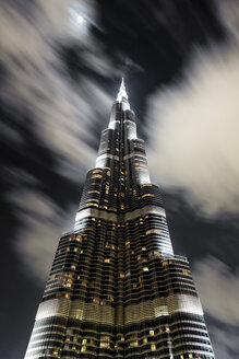 United Arab Emirates, Dubai, Burj Khalifa - DAWF000089