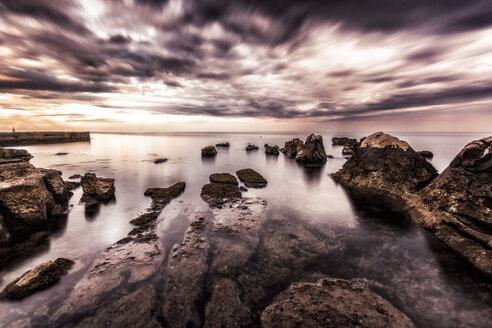Croatia, Istria, coast at Umag - DAW000104