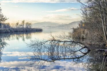 Austria, Carinthia, Klagenfurt, Woerthersee - DAWF000085