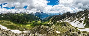 Austria, Carinthia, Fragant, mountainscape - DAWF000107
