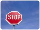 Stop sign - SHIF000009