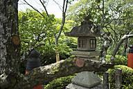 Japan, Kurama, Stone lantern - FLF000475