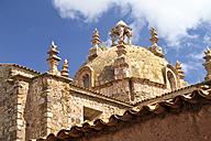 South America, Peru, Puno, Church Santiago de Pupuja - KRPF000679