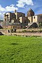 South America, Peru, Cusco, Qurikancha Temple - KRPF000694