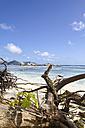 Seychelles, La Digue Island, Beach - KRPF000733