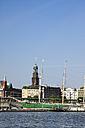 Germany, Hamburg, Port of Hamburg, St. Pauli Piers - KRPF000993