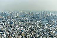 Japan, Tokyo, Cityscape - HL000685